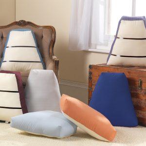 comfortnights magnetic lumbar support cushion