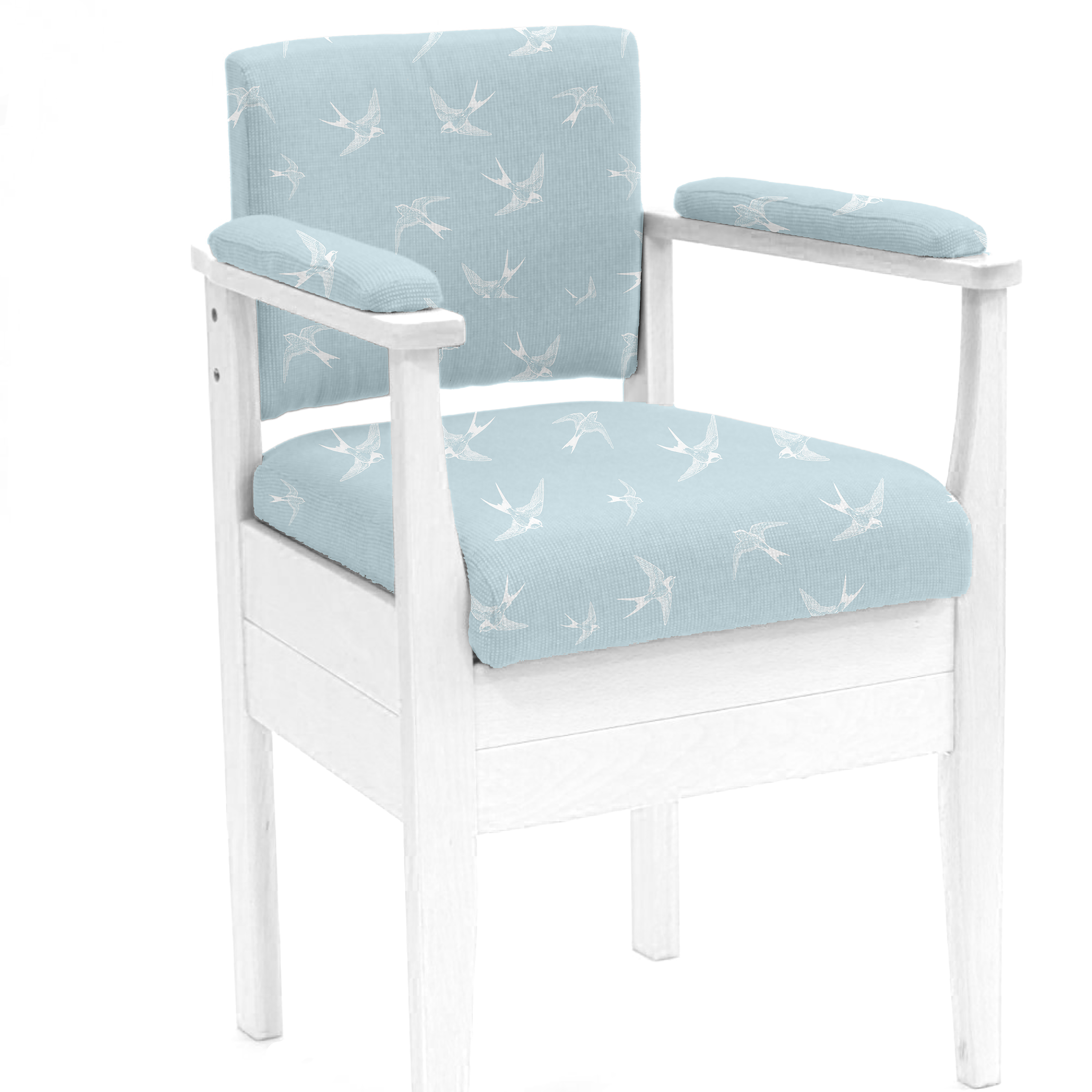 Occasional Chair Commode Coastal Linen Supplies