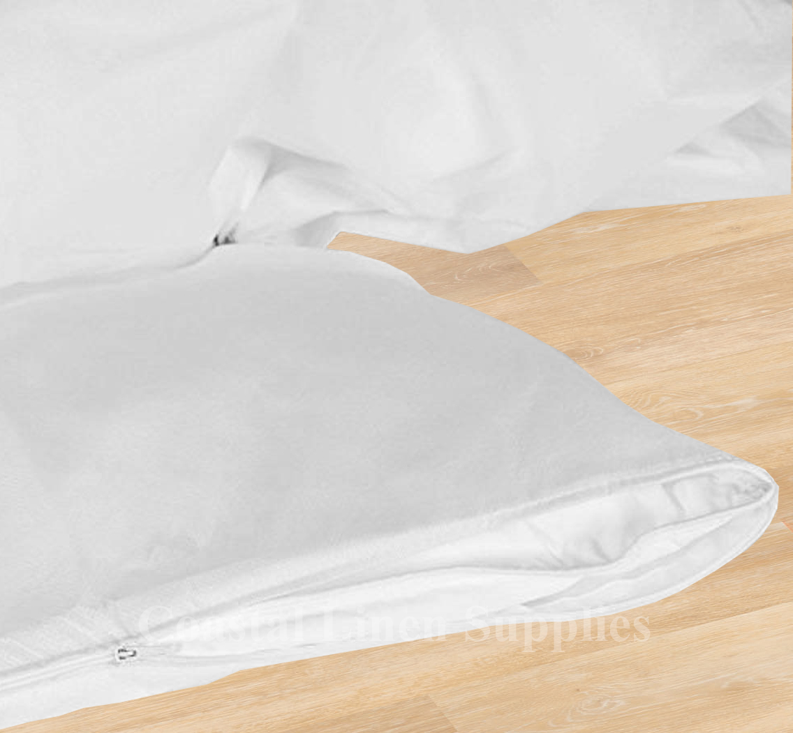 King-size. Anti Allergy,Pillow,Mattress and Duvet protectors Bed Set